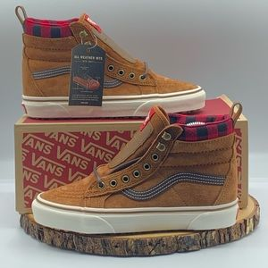 Vans Womens MTE Glazed Ginger/Marshmallow/Flannel